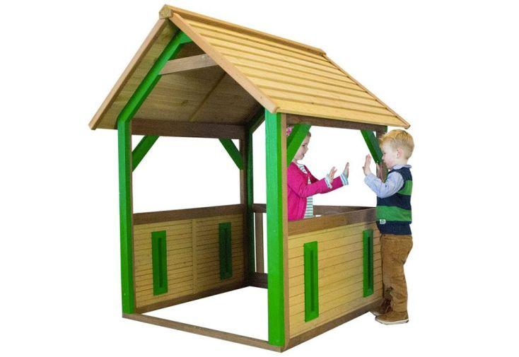 Maison Enfant Bois Cabane Jane