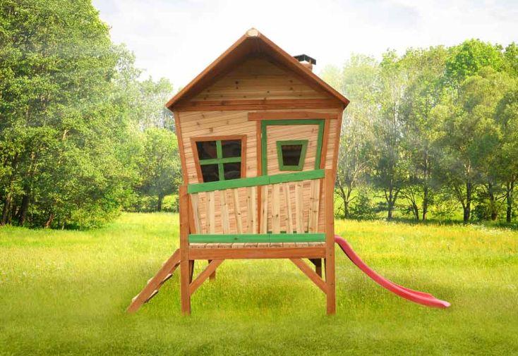 Maison Enfant Bois Iris