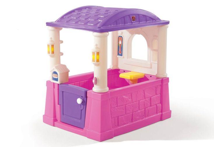 cabane de jeu pour enfants en plastique ultrarésistant 4 saisons