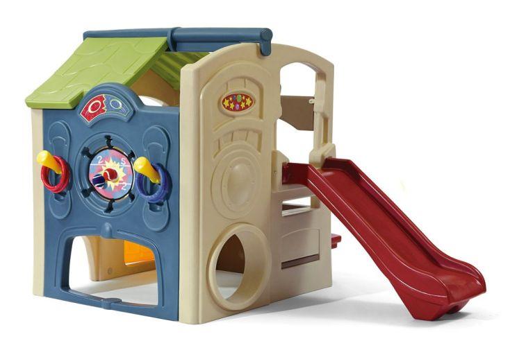 cabane d'activités pour enfants à partir de 2 ans