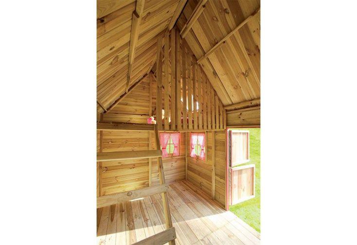 Maison pour Enfant Bois Rosalie