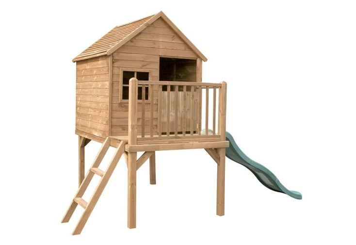 Maison pour Enfant Bois Tomi