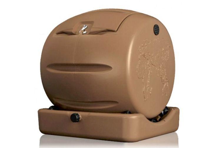 Bac Compost Mini Avec Th 233 De Compost 65l Envirocycle