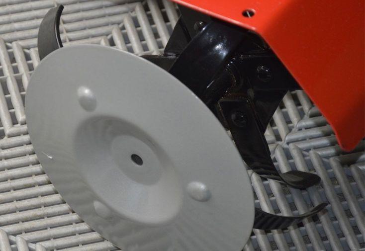 Motobineuse Thermique 139CC 6 Fraises 59cm