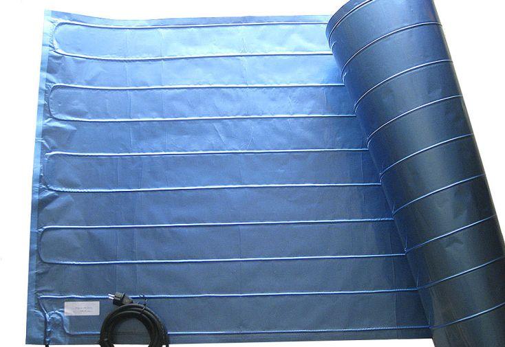 Nappe Chauffante en Aluminium Horti-France Largeur 150 cm