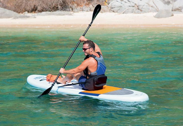 Paddle Kayak Gonflable Coast Liner SUP