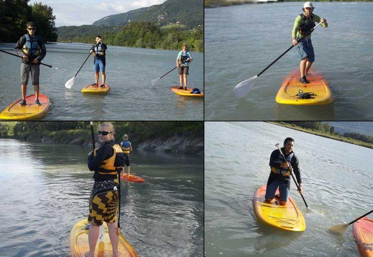 Stand Up Paddle Sup PE 10' Pour Collectivités (15 et +)
