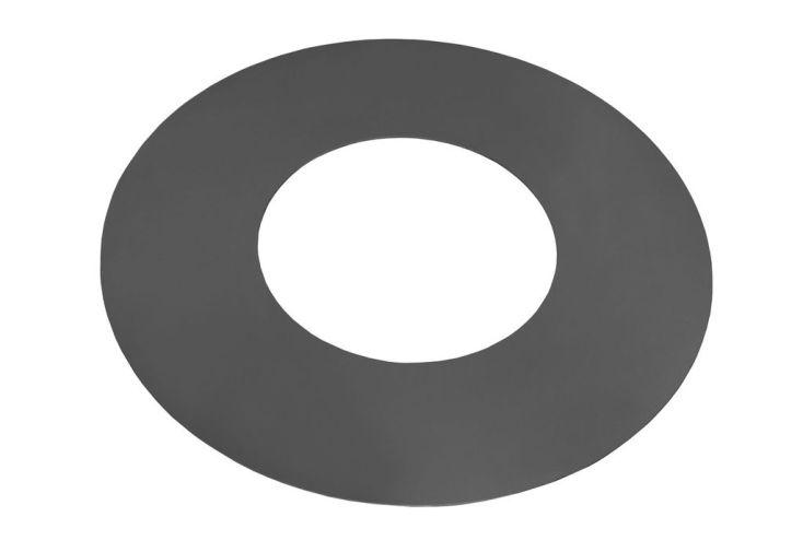 plaque de cuisson plancha ronde pour braséros de la marque CookKing - 2 dimensions : 82 ou 102 cm