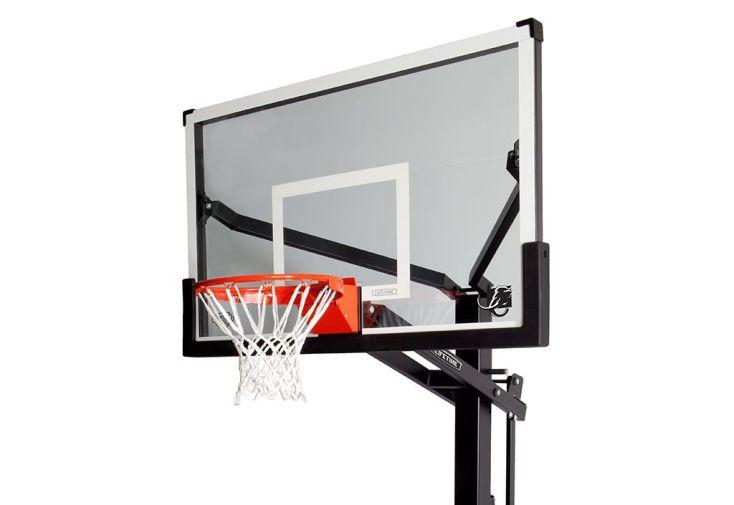 Panier de Basket Ajustable (2,28 à 3,05 m) Mammoth System 54