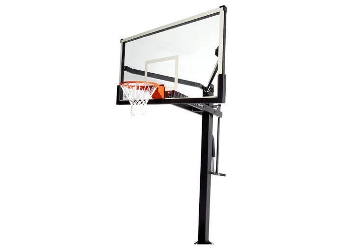 Panier de Basket Ajustable (2,28 à 3,05 m) Mammoth System 72