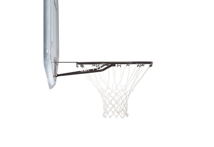 Panier de basket ajustable 2 28 3 05 m streamline 44 fusion lifetime - Panier de basket exterieur ...