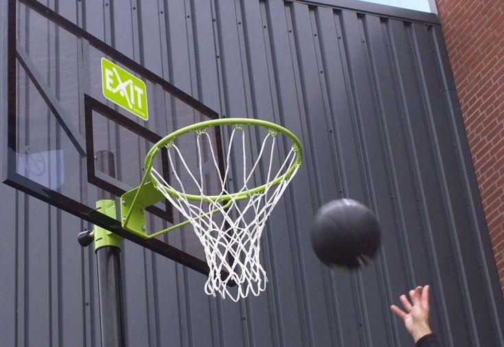 Panier de Basket Ajustable (2,30 à 3,05 m) Comet