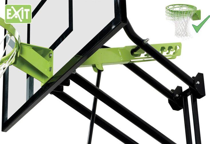 Panier de Basket Portable Sur Pied Galaxy Spécial Dunk