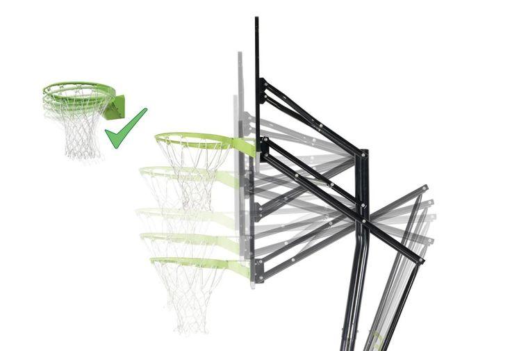 Panier de Basket Sur Pied Galaxy Spécial Dunk