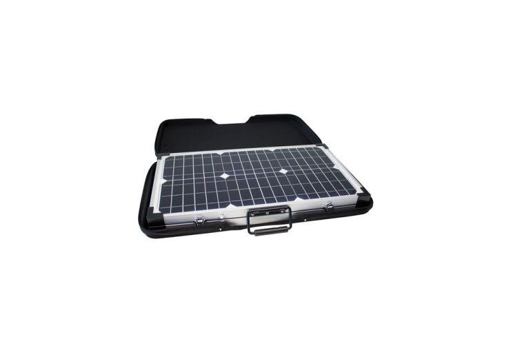 panneau solaire pliable 60W avec mallette portable