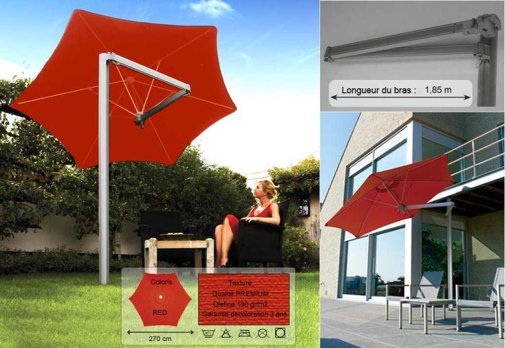 Paraflex Monoflex B185 270 Premium Red