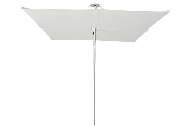 Parasol carré Infina toile Solidum Umbrosa 300 cm