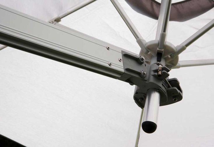 Parasol Paraflex Multiflex 4+1 B185 Hexa 270 Premium