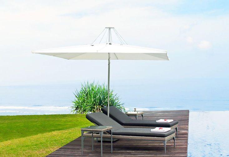 Parasol Infina 300 Square Premium