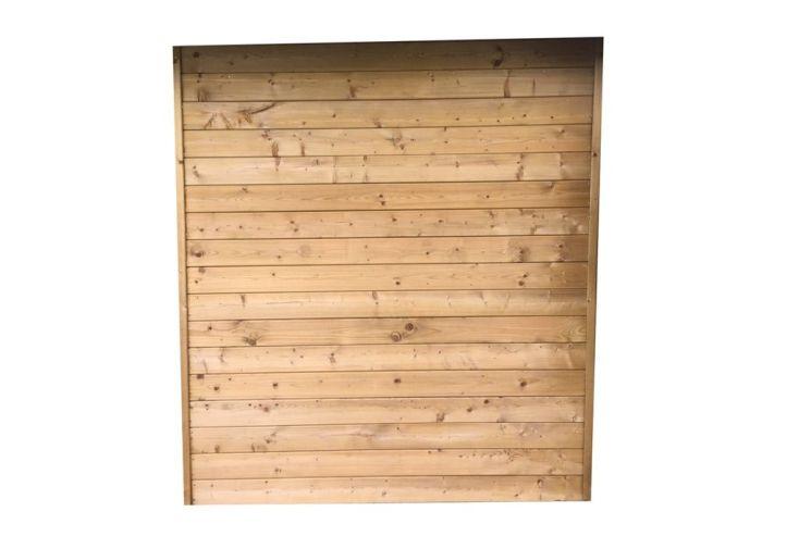 Paroi pleine pour tonnelle kiosque en bois autoclave s7771 for Paroi bois jardin