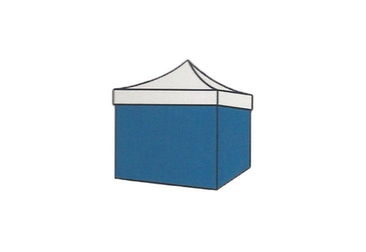 Kit 4 Murs Pleins pour Tente Réception Cebu 3x3