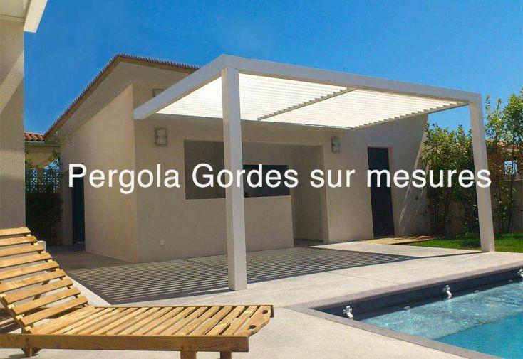 Pergola Gordes sur Mesures (4,2 x 3,4 x 2,74 m)