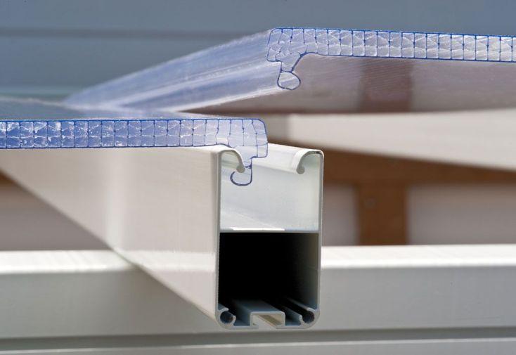 Pergola Aluminium Patio (420x300)