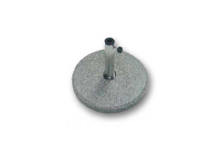 Pied de Parasol Basic Paraflex Granit 30 kg