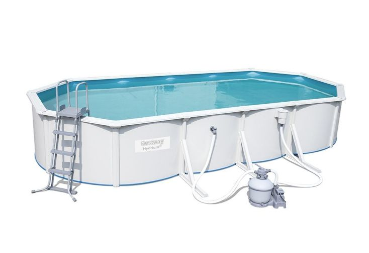 piscine ovale hors sol 740 x 360 x 120 cm