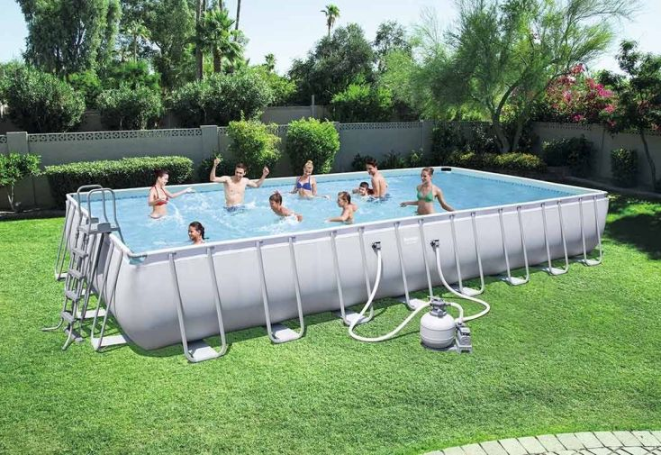 Piscine tubulaire mon am nagement jardin - Amenagement piscine tubulaire ...