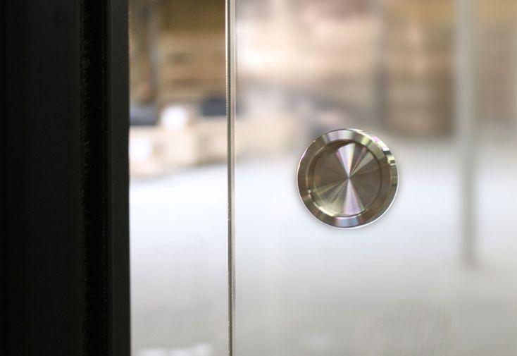 Poignée de porte coulissante pour pergola autoportée Gardival Maluwi