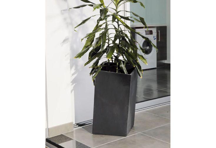 Pot de fleurs en Béton Fibré Diskuad 30 (30x30)