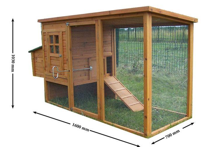 poulailler monchy 1 98x0 75x1m poulailler monchy 2x0. Black Bedroom Furniture Sets. Home Design Ideas