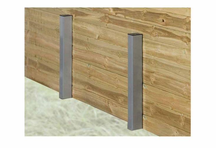 piscine bois hors sol malta 25 6 m3 3 76x8 50 weka. Black Bedroom Furniture Sets. Home Design Ideas