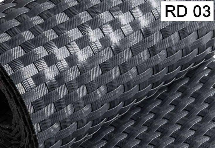 Brise Vue en Résine Tressée Sur Mesure de 15m² à 20m² (9 coloris) - Rattan Art