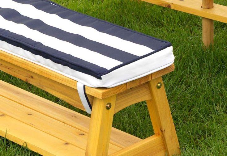 best salon de jardin en bois bleu photos awesome interior home satellite. Black Bedroom Furniture Sets. Home Design Ideas