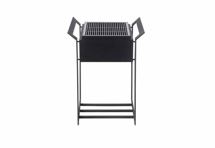 Barbecue Charbon de Bois HEAT Cube 53