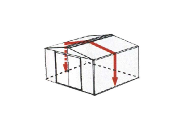 Kit d'ancrage pour sol meuble