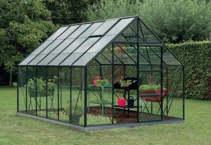 Serre De Jardin En Polycarbonate Belgique - Maison Design ...