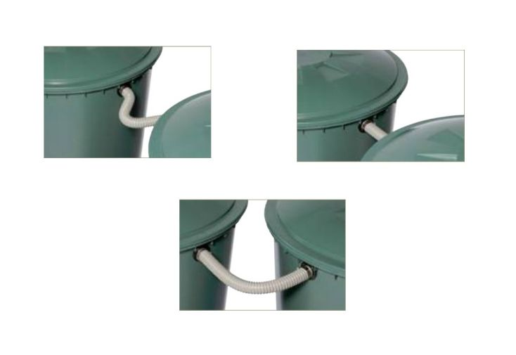Set de Jumelage Flex Comfort pour Cuves Garantia