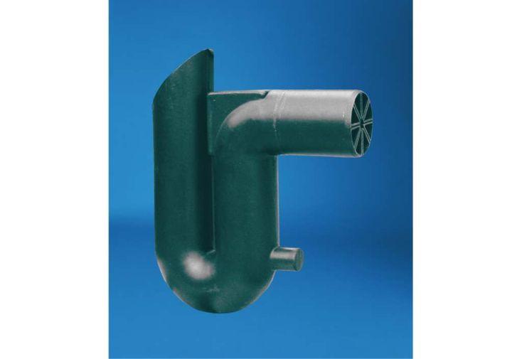 Siphon de Trop-Plein pour cuve de récupération d'eau de pluie