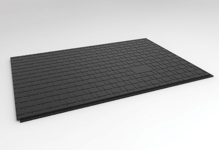 Stabilisateur de dalles pour préparation terrasse sol dur Bera