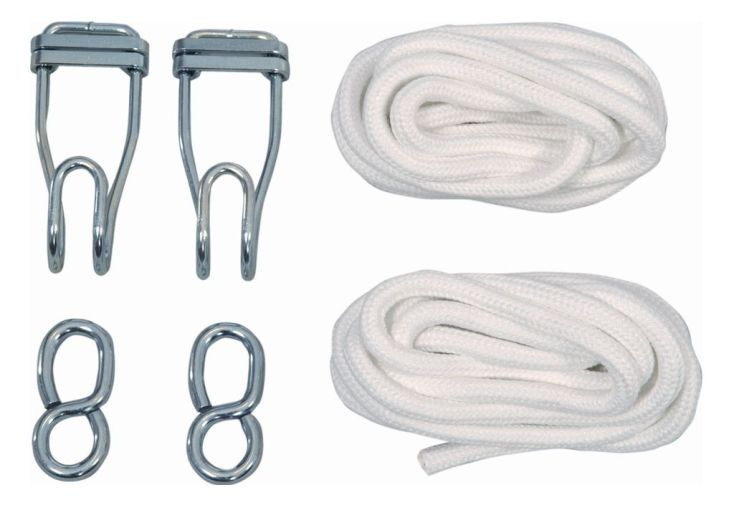 Kit de Fixation Rope Pro sur Arbres pour Hamac