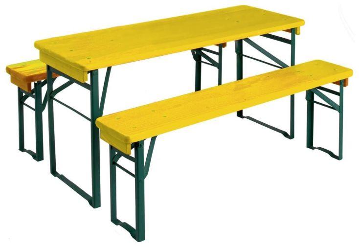Table Pique Nique Mini Brasseur