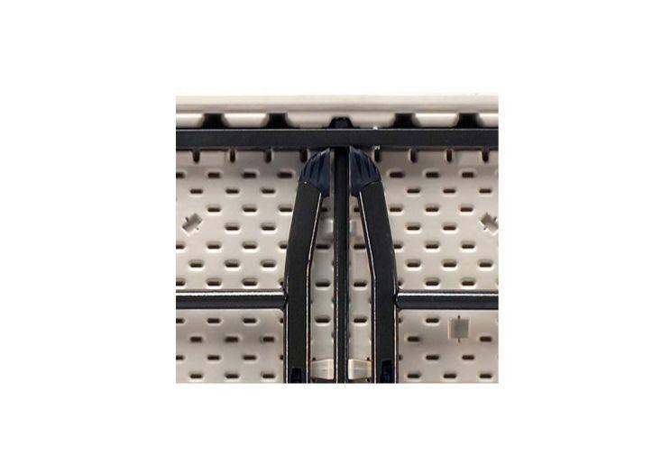 Tables Résine Ajustables 183 x 74 cm - Lot de 10