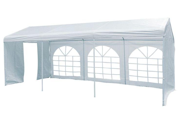 Tente de Réception Blanche 6x3m