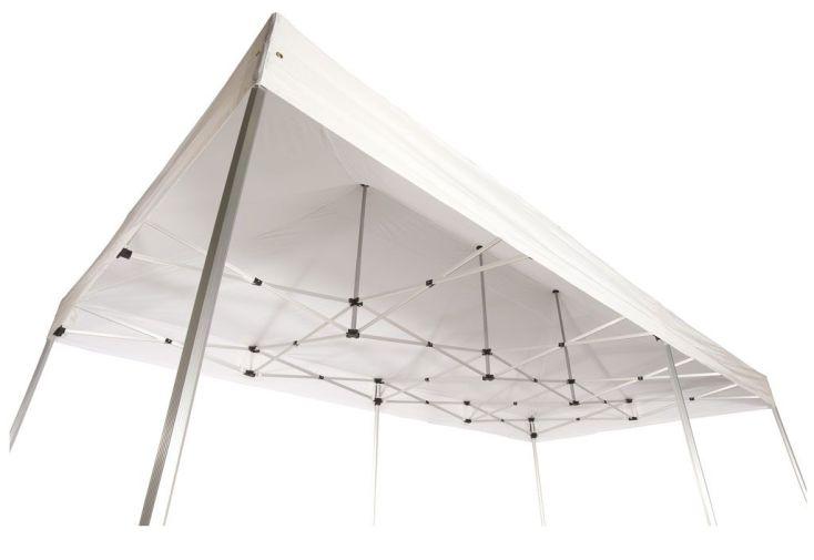 Tente r ception pliante 3x6 alu 45mm toile 300gr m 4 murs furnitrade for Piscine 3x6 prix