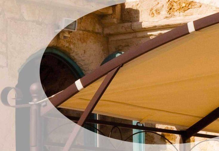 Toile déperlante 2 x 3 m pour extension tonnelle Illusion 3 x 4 m
