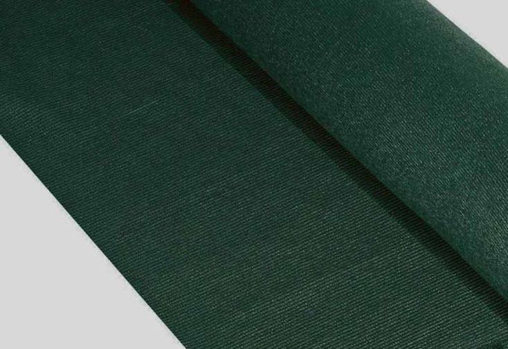 Brise-Vue Toile HDPE Vert Foncé Rouleau 25 m (4 dimensions)