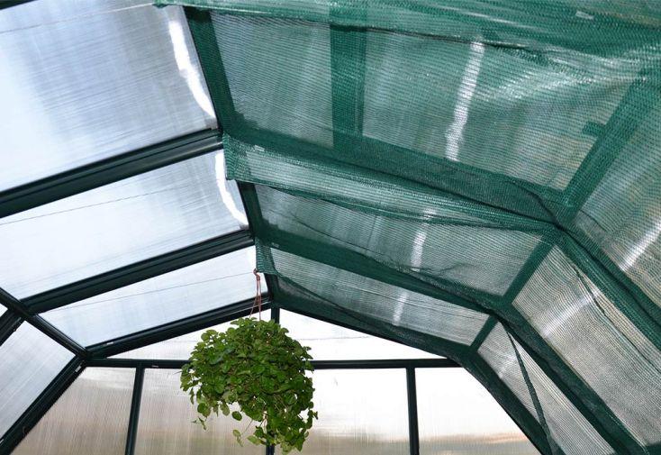 Toile d'ombrage pour serre de jardin Palram 230 x 265 cm